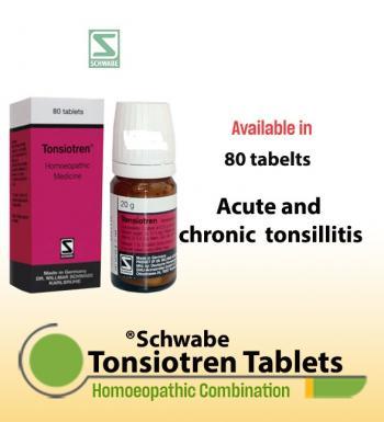 Tonsiotren® - টনসিল ও গলা ব্যথার ঔষধ