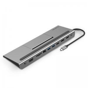 LENTION USB C 11-in-1 Laptop Docking Station (CB-C95)