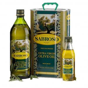 SABROSO Extra virgin olive oil 1 Litre