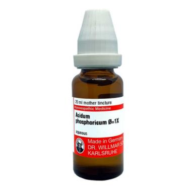 Acidum Phosphoricum Ø = 1X 20ml