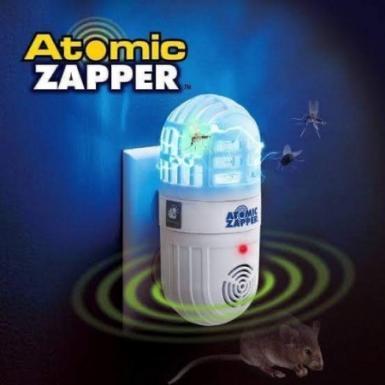 Atomic Zapper - মশা দূর করার সহজ উপায়