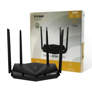 D-Link DIR-650IN N300 300mbps WiFi Router