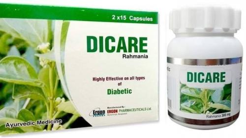 DICARE - ইনসুলিন মুক্ত সুস্থ্য জীবনের জন্য